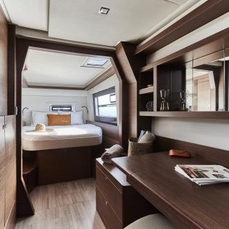46O owner cabin