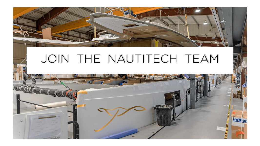 Recrutement Nautitech catamarans